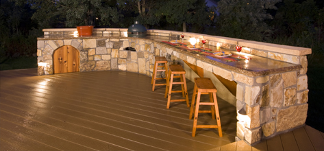 Outdoor Kitchens Dallas, Covered Patios, Pergolas Plano