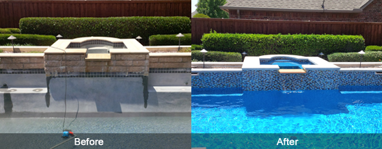 Pool Remodel Photos